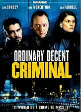 Ordinary Decent Criminal(NEW DVD)KEVIN SPACEY,COLIN FARRELL,LINDA FIORENTINO,