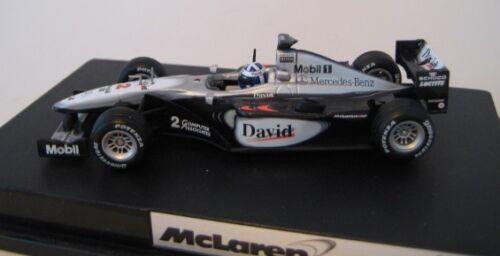 McLaren MP4//15  2000 D.Coulthard 26751 1//43 HotWheels