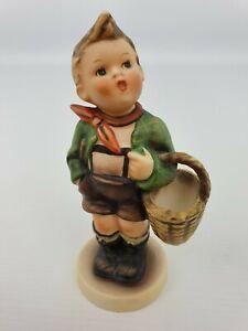 Village-Boy-Hummel-Goebel-Number-51-Figurine-TMK-4-3-Line-3LM-Bee-4-034