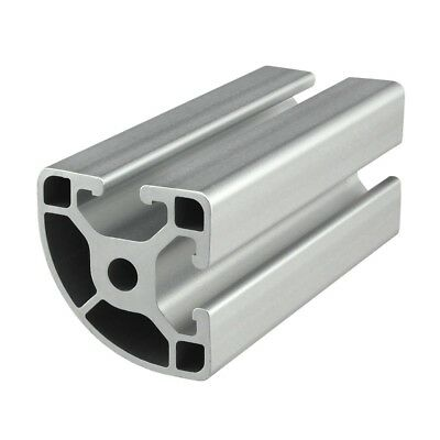 8020 T-Slot 40 Series Quarter Round Aluminum Extrusion 40-4030-Lite x 1830mm N