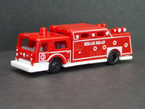 Jouet kinder Rescue Truck 633836 Allemagne 2001