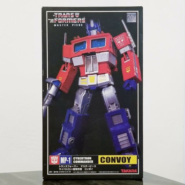 Takara Transformers Masterpiece Optimus Prime Convoy MP-1