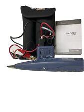 Fluke Networks Pro3000f60 Kit Tone And Probe