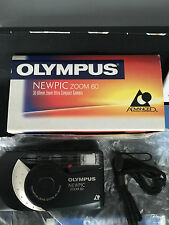 OLYMPUS NEWPIC ZOOM 60 30-60MM ZOOM ULTRA COMPACT CAMERA from 1999, New In Box
