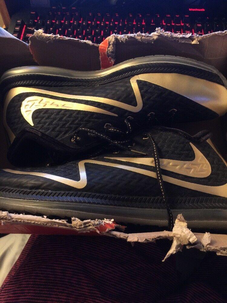 Nike Field General 2 Premium Super Bowl 50 shoes 824471 070 Size 15 MSRP  150