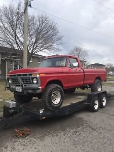 1977 Ford F 250