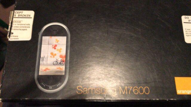 Téléphone Mobile Samsung M7600 - Noir - Neuf - 🆕 - Désimlocké🔓100% original