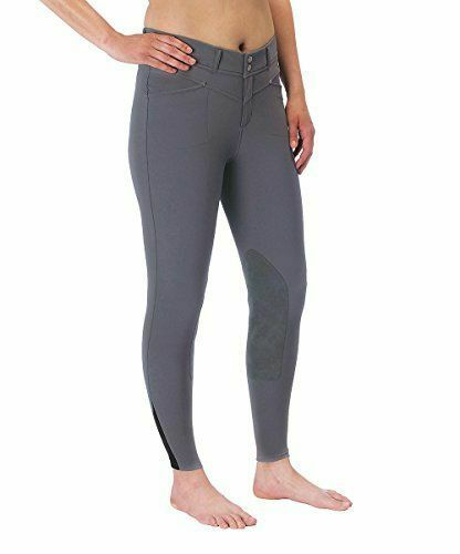 Kerrits CrossOver Breech Knee Patch equitazione Breeches Dynamic Extreme Fabric