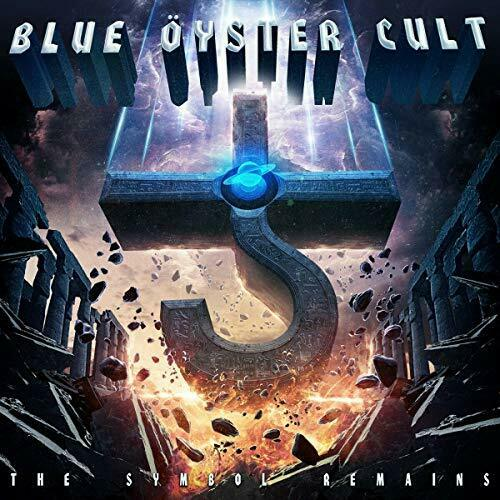 BLUE OYSTER CULT-SYMBOL REMAINS (US IMPORT) CD NEW