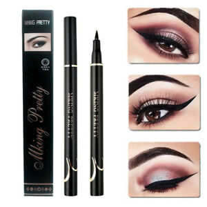 Eyeliner-Liquide-Pen-Black-Waterproof-Smudge-Proof-Eye-Liner-Pencil-Cosmetique