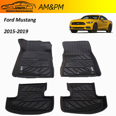 Ford Mustang Floor Mats 2016