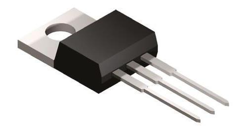 10V 10 x Taiwan Semiconductor TS7810CZ C0 Single Voltage Regulator 2.2A 3-Pin