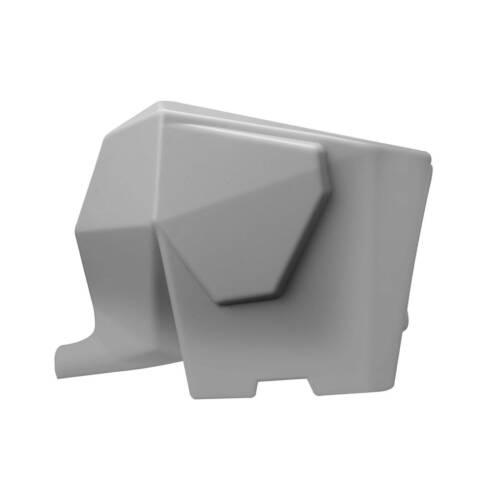 Cutlery Drainer Dryer Dish Kitchen Shape Bathroom Holder Organize Elephant Rack