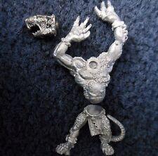 1994 skaven rata ogro 2 caos ratmen Citadel Warhammer army Beast Master ogor GW