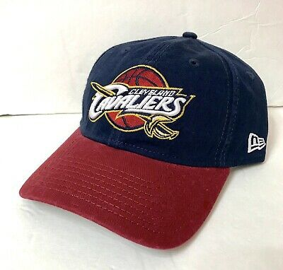 uk availability save off stable quality $25 CLEVELAND CAVALIERS DAD HAT navy blue maroon cavs big logo NEW ...
