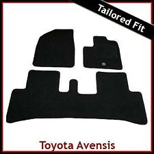 Toyota Avensis Verso Tailored Fitted Carpet Car Mats (2001 2002..2004 2005 2006)