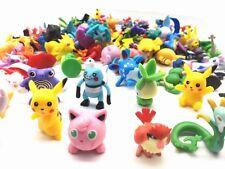 24pcs/lot Random Pokemon Action Figures New Cute Monster Mini Figures Toys!