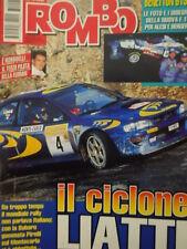 Auto & Sport ROMBO 5 1997 Benetton B197 Foto e disegni nuova F1 Alesi e Berger