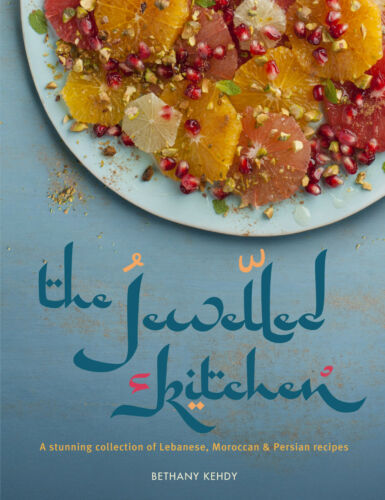 1 of 1 - The JEWELLED KITCHEN: A Stunning Collection of Lebanese, Moroccan  9781848990623
