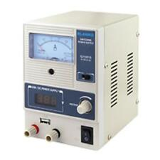 ALIMENTATION ALIM DE LABORATOIRE STABILISEE REGALABLE 15V - 1A USB AVEC CORDONS