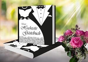 Guest-Book-Wedding-Hardcover-Wedding-Guest-Book-Black-White-Mr-amp-Mrs