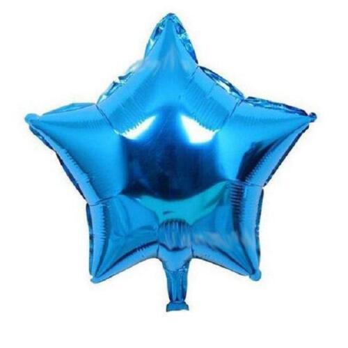 Hot Vacances Party Home Supply étoile à cinq branches d/'azote Foil Balloon Z