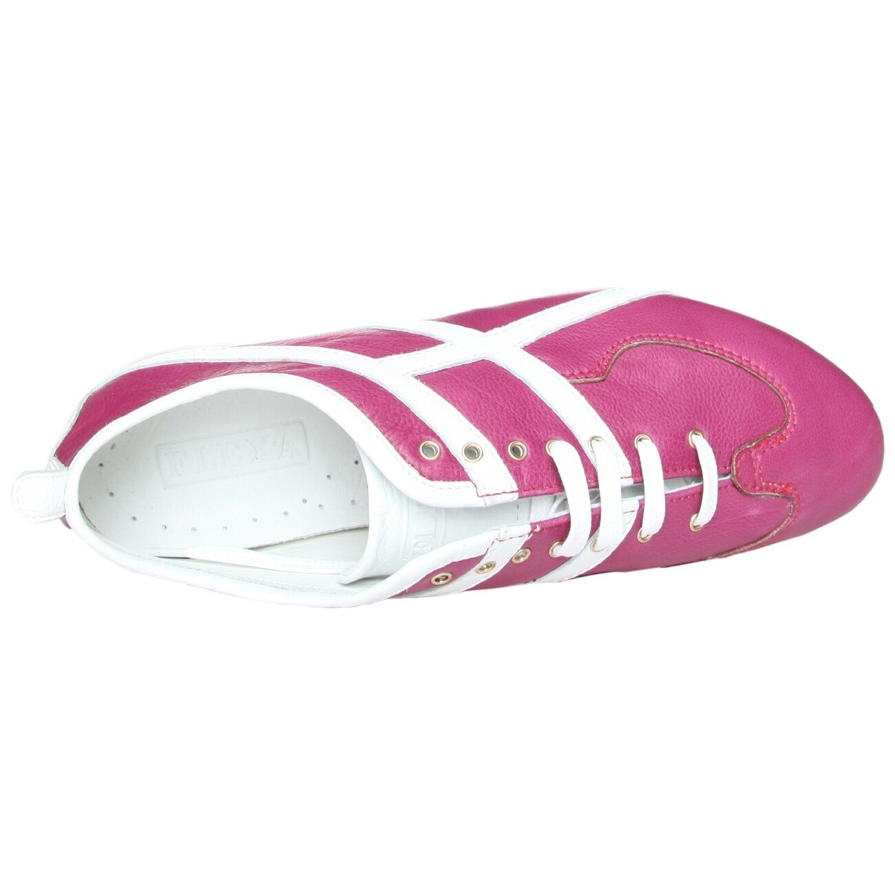 FRATELLI ROSSETTI chaussures Femmes Baskets De Sport Lacets Lacets Lacets EU 37,5 e6234a