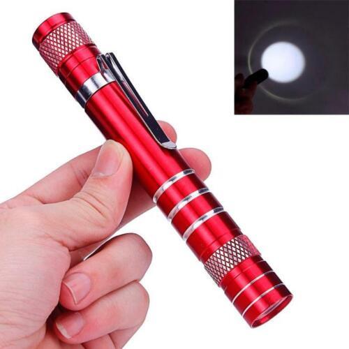 Mini 1200LM High Power Torch Cree Q5 LED Tactical Flashlight AA Lamp Light