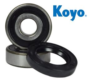 Honda TL125 Rear Wheel Bearing /& Seal Kit 1973-1976 KOYO Made In Japan