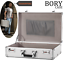 BORY-Aluminum-Hard-Case-Carrying-Suitcase-Home-Business-Toolboxes-Briefcase thumbnail 23