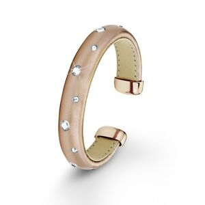 S-Oliver-Jewel-Ladies-Bangle-Stainless-Steel-IP-Rose-Leather-so1271-1-524384