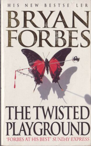 1 of 1 - Bryan Forbes The Twisted Playground, Chilling Paranoid Murder Thriller 1994 PB