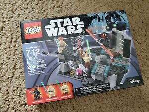 STAR WARS LEGO 75169 DUEL ON NABOO BRAND NEW SEALED