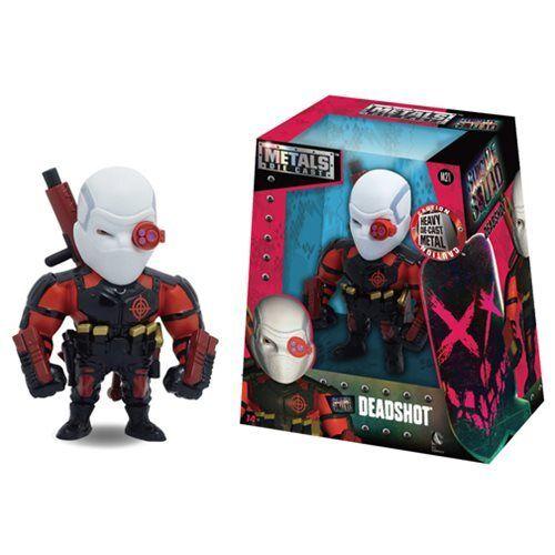 Suicide Squad Deadshot 4-Inch Metals Die-Cast Action Figure