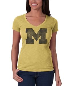 47 NCAA Womens Clutch MVP V-Neck Tee