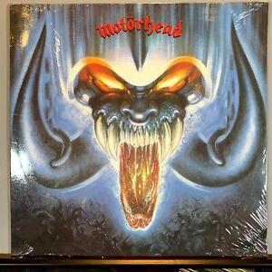 Motorhead: Rock 'N' Roll SEALED Vinyl LP GWR PAL 1240 1987 Shrink First Pressing