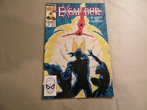 Excalibur-11-Marvel-1989-Free-Domestic-Shipping