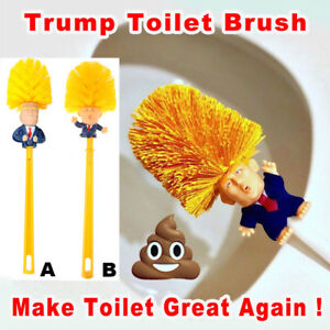 Donald Trump Toilet Paper Soft Print Gag Roll Gift Toilet Tissue Perfect Gift ~~