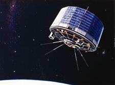 TIROS -1 Weather Satellite  Wood Model Regular