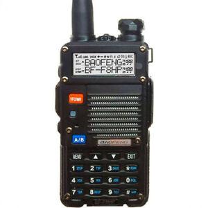 Baofeng-BF-F8HP-8W-Two-Way-Radio-Walkie-Talkie-Dual-Band-VHF-UHF-Portable-Radio