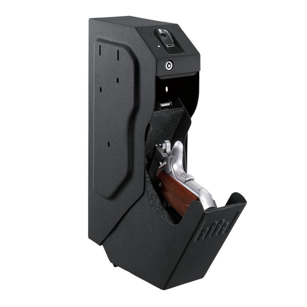 GunVault SpeedVault Finger Print Scan Biometric Wall Mount