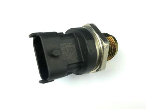 Saab 9-3 9-5 1.9 TiD TTiD Diesel Sensor de presión en el distribuidor de combustible Bosch 0281002706