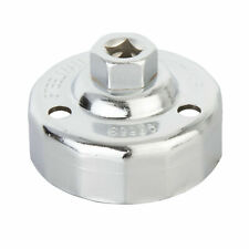 Steelman Oil Filter Cap Wrench 14 Flute X 64mm Housing Removal Tool 96663