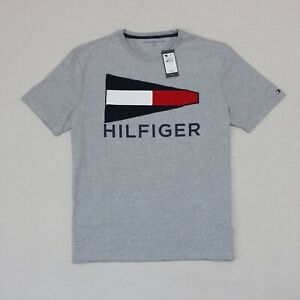 Tommy Hilfiger Men Crew Neck short sleeves T-shirt size L XL new with tag