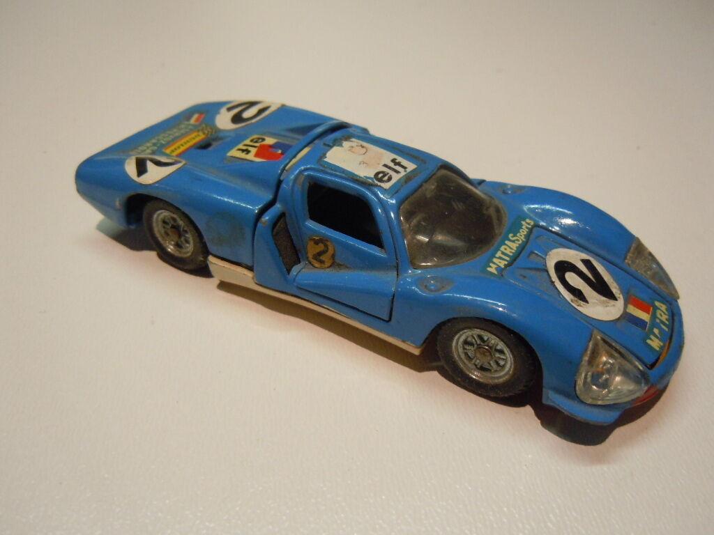 5 x x x seltene Matra und Ligier Modelle von Politoys, Norev und Solido  1 43 ae7c0a