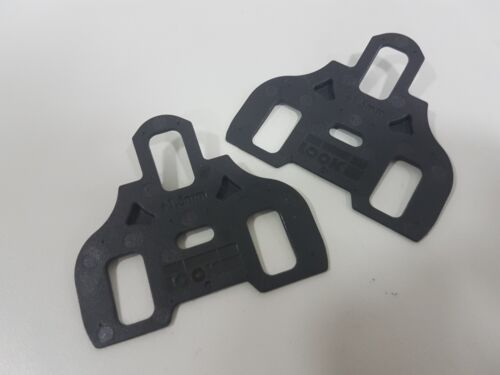 Pair Look Keo Spacer for Flat Sole Cleat Compatible w// KEO Cleat , KEO Grip