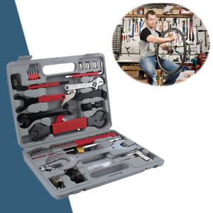 44tlg fahrrad werkzeug reparatur werkzeugtasche. Black Bedroom Furniture Sets. Home Design Ideas