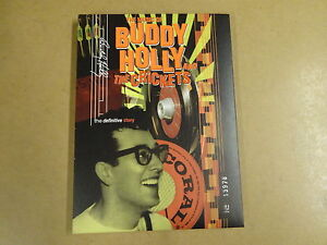 MUSIC DVD + CD / THE MUSIC OF BUDDY HOLLY AND THE CRICKETS -THE DEFINITIVE STORY