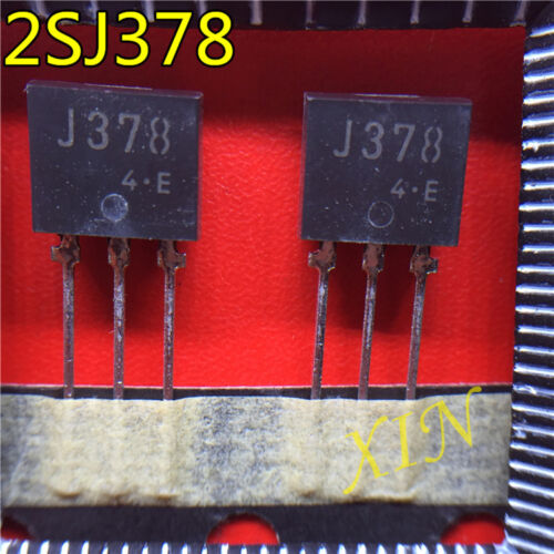 10PCS 2SJ378 J378   Encapsulation:TO-92,