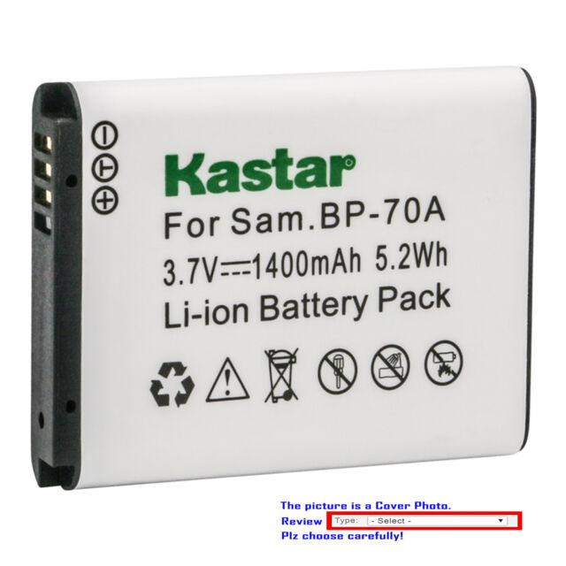 Original BP1410 Battery for Samsung NX30 WB2200 WB2200F
